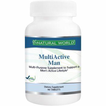 Multiactive Man
