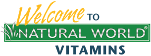 Natural World Vitamins Logo